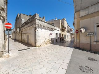 956 Holiday home in the old town centre of Presicce, near Lido Marini
