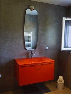 Salle de bain pour les 2 chambres
