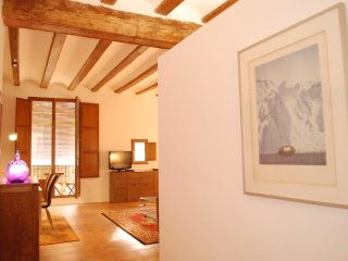 Great Loft spacious and sunny in historical city centre