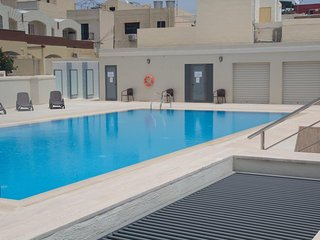 Highly finished Apartment with access to Pool