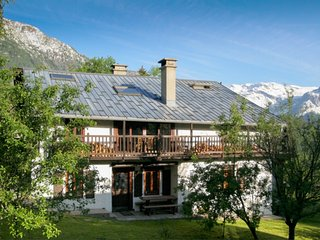 The Farmhouse, Traditional Alpine Chalet