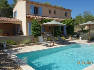 Villa Saumane in de Provence met privezwembad
