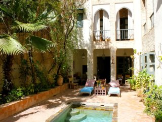 Dar Louisa, luxury, fully staffed riad, Taroudant, Morocco