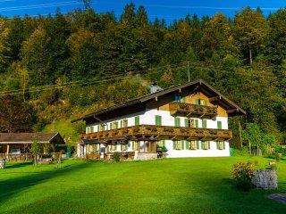 Landhaus Wolf - 'Ferienwohnung 1' für 4 Personen