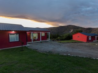 Cabañas La Lila- Huinganco- Norte Patagónico- Neuquén- Argentina