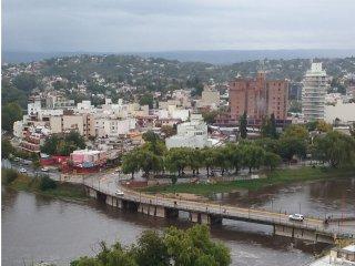 Vista Panorámica desde el Balcón