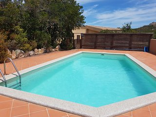 Holiday house Indiana with swimming pool