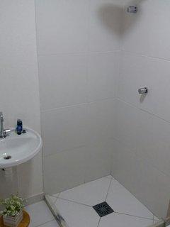 Atualmente banheiros com Box já instalados