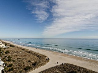 Incredible Panoramic Views of Wrightsville Beach from this 3BR Condo