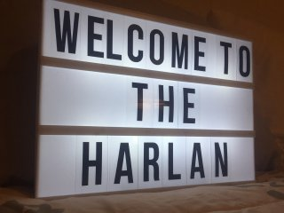 The Harlan-5 miles from Broadway