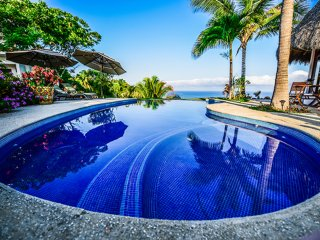 Stunning Secluded Oceanfront Villa in San Francisco (San Pancho) Nayarit