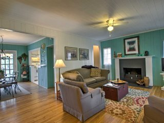 NEW! 2BR Tryon Home Near World Equestrian Arena!