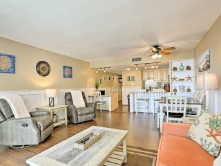 NEW! Destin Condo w/Gulf Views - Steps from Beach!