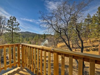 NEW! 5BR Fawnskin Cabin - Walk to Big Bear Lake!