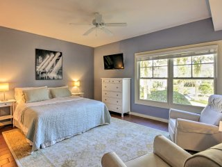 Luxe St Augustine Studio w/Resort & Spa Amenities