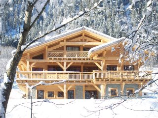 Chalet Aaron in Chatel