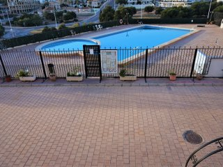LA ZENIA 2 BED APARTMENT OVERLOOKING POOL (O1)