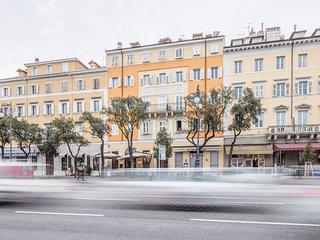 RIVE 22 - waterfront in Trieste