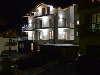 Appartamento con 2 camere da letto, cucina e soggiorno in mansarda