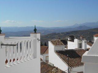 Casa Johansson, tradional apartment, white mountain village