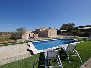 3 bedroom Villa in Costitx, Balearic Islands, Spain : ref 5512171