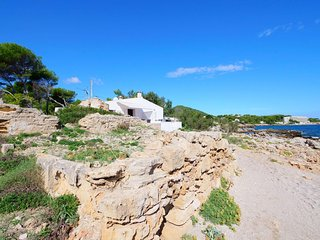 2 bedroom Villa in Font de sa Cala, Balearic Islands, Spain : ref 5512169