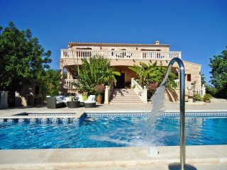 6 bedroom Villa in s'Alqueria Blanca, Balearic Islands, Spain : ref 5512157