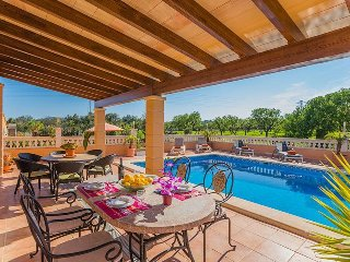 5 bedroom Villa in Capdepera, Balearic Islands, Spain : ref 5512147