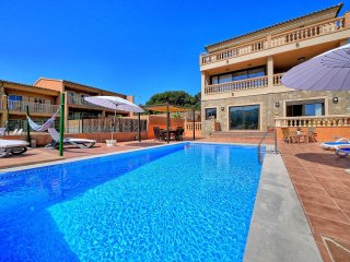 6 bedroom Villa in Cala Mesquida, Balearic Islands, Spain : ref 5512143