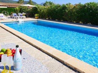 4 bedroom Villa in Binissalem, Balearic Islands, Spain : ref 5512135