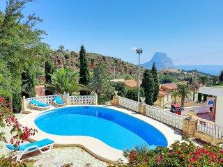 4 bedroom Villa in Calpe, Region of Valencia, Spain - 5512107