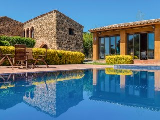 5 bedroom Villa in Mont-ras, Catalonia, Spain : ref 5512106