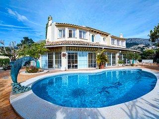 3 bedroom Villa in Altea la Vella, Valencia, Spain : ref 5512103