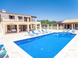 6 bedroom Villa in Calonge, Balearic Islands, Spain : ref 5512027