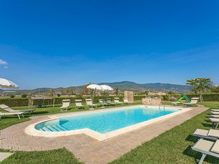 2 bedroom Apartment in Fratta-Santa Caterina, Tuscany, Italy : ref 5485086