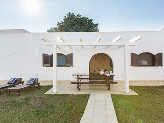 Villa Chidro in Puglia near wood and Salento best beaches
