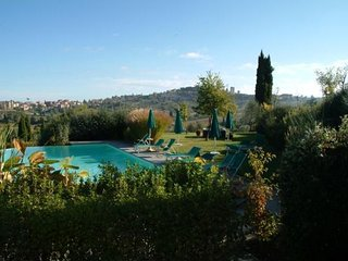 2 bedroom Apartment in Racciano, Tuscany, Italy : ref 5505011