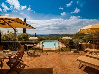 3 bedroom Apartment in San Giorgio a Colonica, Tuscany, Italy : ref 5504924