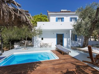 2 bedroom Villa in Skopelos, Thessaly, Greece : ref 5491110