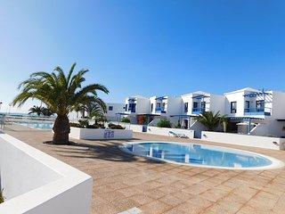 Duplex 2 dormitorios Playa Blanca frente al mar