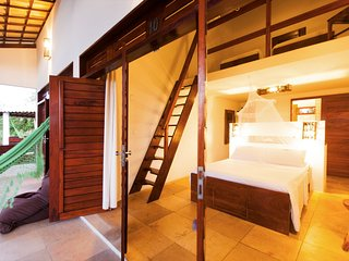 Quadruple Room at Windtown Beach Hotel, Cumbuco, Ceara BR