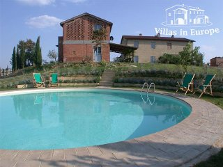 2 bedroom Villa in Siena, Tuscany, Italy : ref 5484121