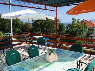 Novi Vinodolski Apartment Sleeps 2 with Pool Air Con and WiFi - 5460662