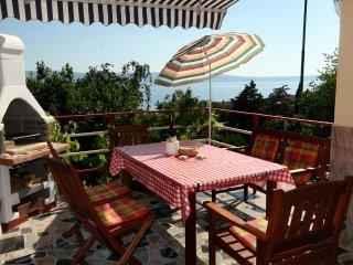 Novi Vinodolski Apartment Sleeps 5 with Pool Air Con and WiFi - 5460661