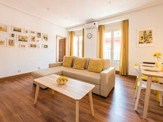Fantástico apartamento en pleno centro de Madrid