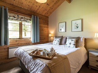 One of 3 luxurious comfortable bedrooms for you to enjoy a peaceful nights sleep in during your stay