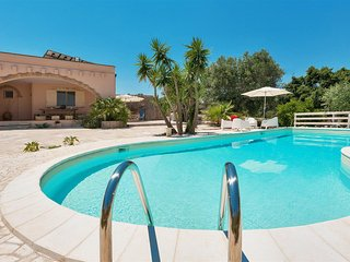 373 Villa with Pool in Casarano Gallipoli