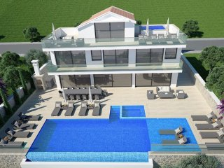 Villa Eternity - Brand New 7 Bedroom Luxury Villa for 2018