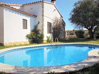 3 bedroom Villa in Viladamat, Catalonia, Spain : ref 5380580