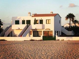 Los Lagos beach front apartment